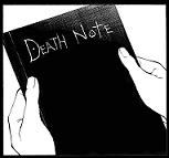 Death Note Regeln